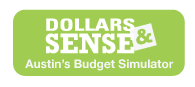 Dollar and Sense: Austin Budget Simulator